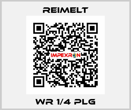 REIMELT-WR 1/4 PLG price
